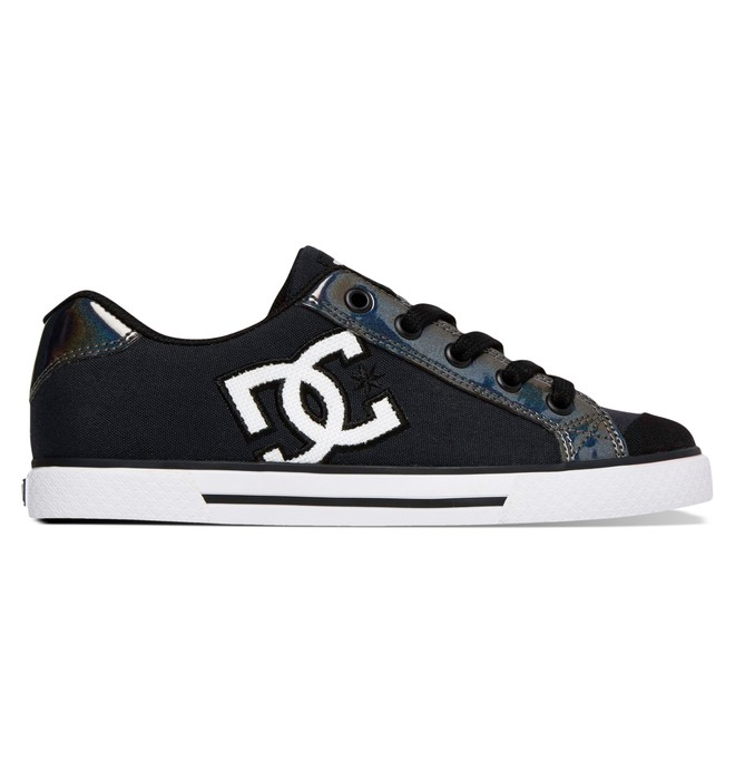 0 Women's Chelsea SE Shoes Grey 302252 DC Shoes