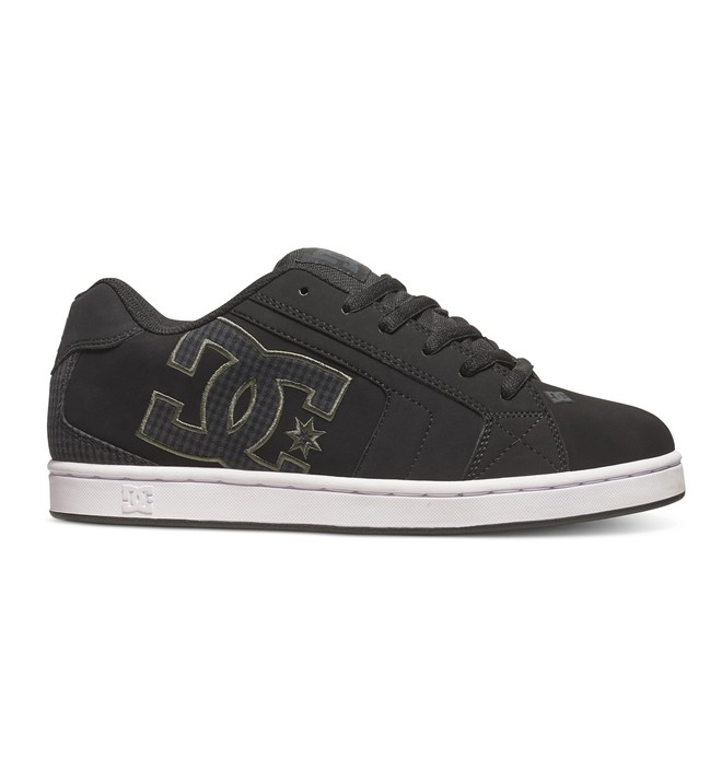 0 Men's Net SE Shoes Black 302297 DC Shoes