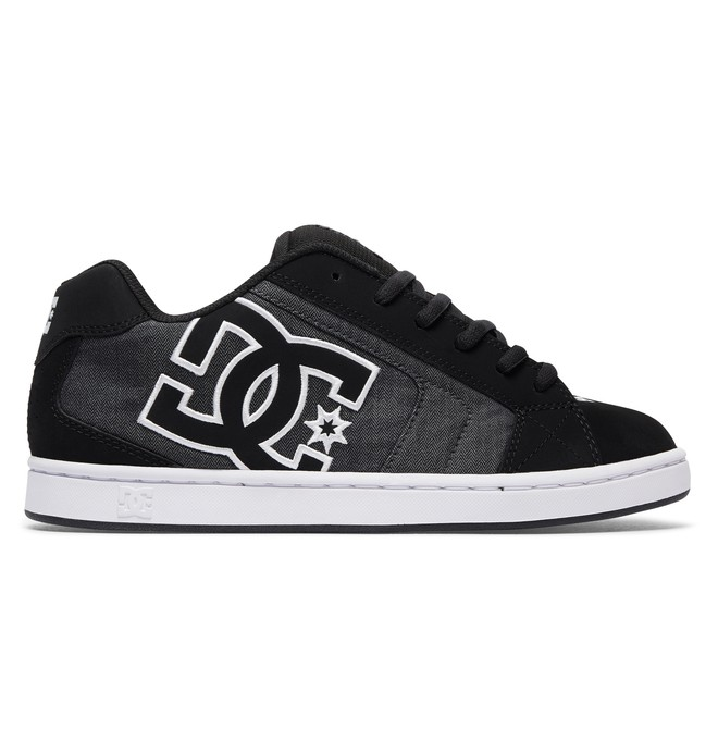 0 Men's Net SE Shoes Grey 302297 DC Shoes