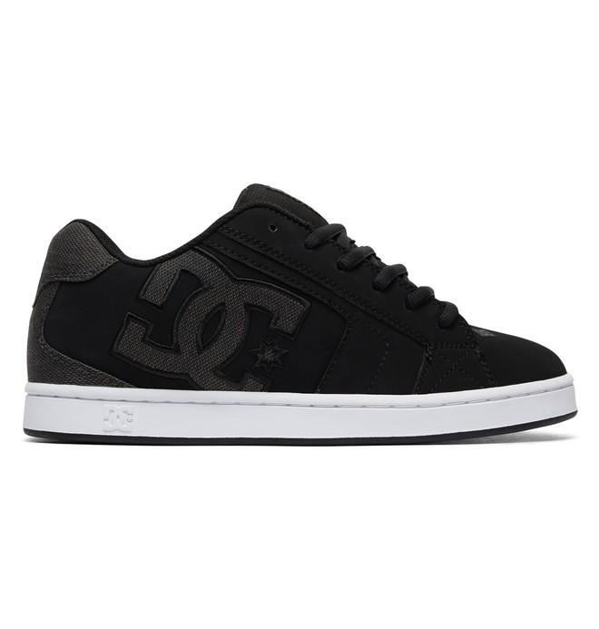 0 Men's Net SE Shoes Black 302297 DC Shoes