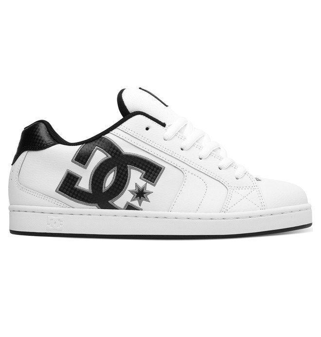 0 Net - Shoes White 302361 DC Shoes
