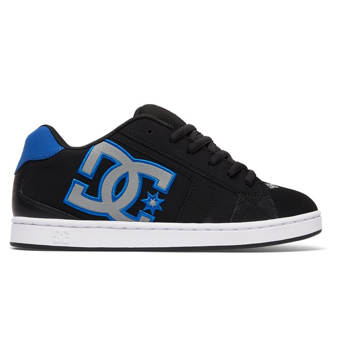 0 Men's Net Shoes Black 302361 DC Shoes