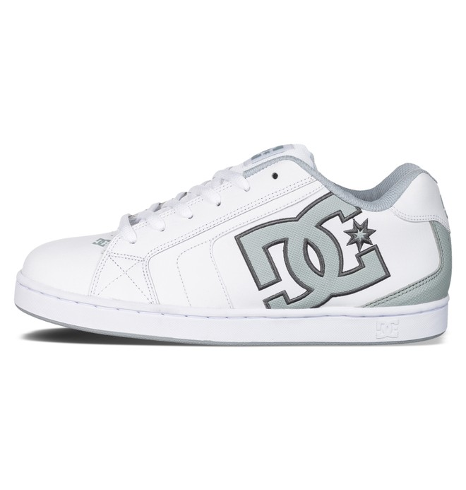 0 Men's Net Shoes White 302361 DC Shoes