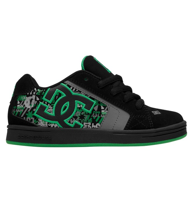 0 Boy's Net SE Shoes  302365A DC Shoes