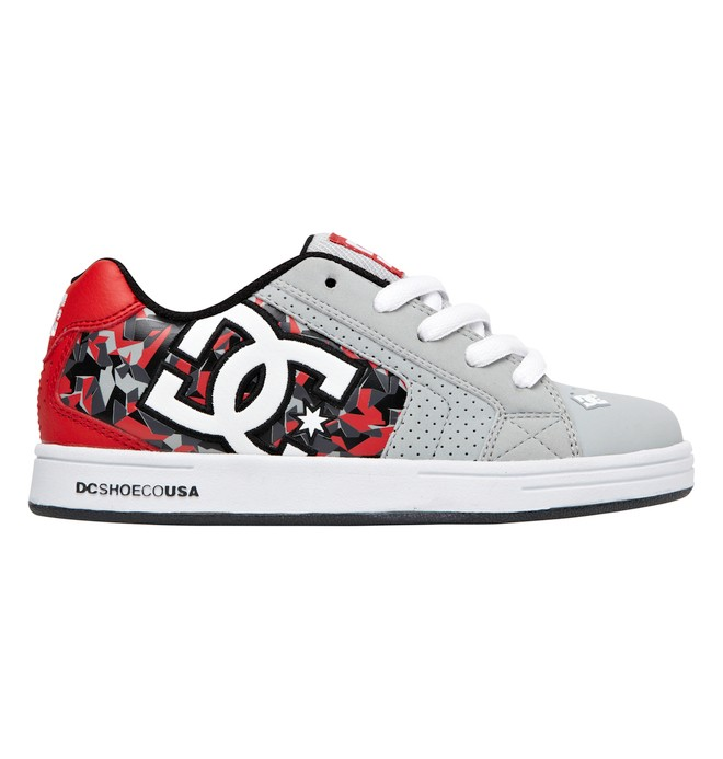 0 Net SE Shoes Grey 302365B DC Shoes