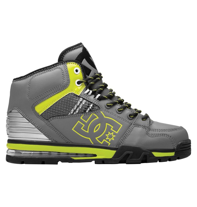 0 Men's Versatile High Water-Resistant Shoes  302397 DC Shoes