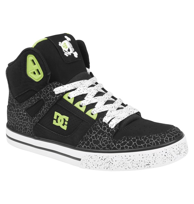 0 Men's Ken Block Spartan High Shoes  302430 DC Shoes