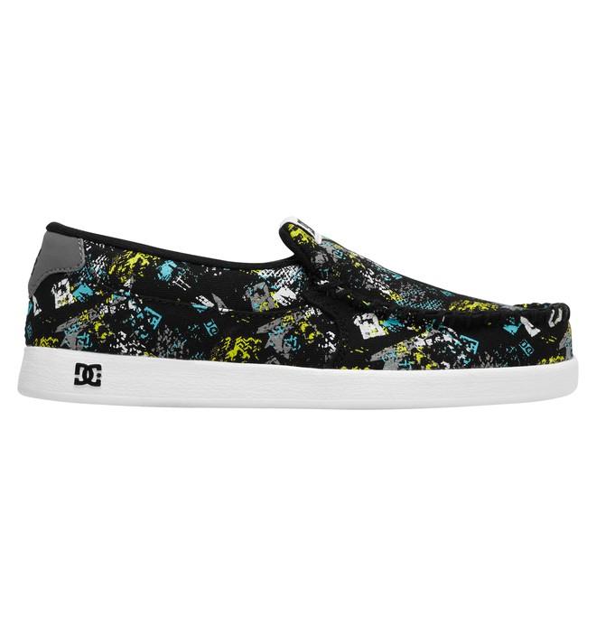 0 Boy's Villain TX Shoes  302511 DC Shoes