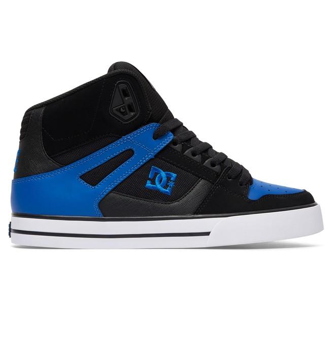 0 Men's Spartan WC High-Top Shoes Multicolor 302523 DC Shoes