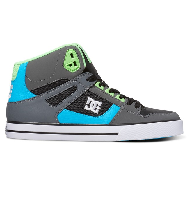 0 Men's Spartan WC High-Top Shoes  302523 DC Shoes