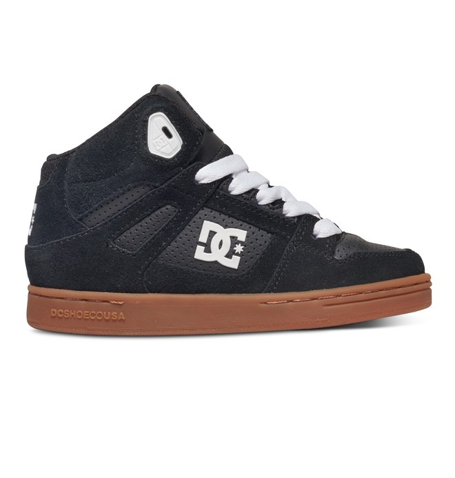 0 Rebound - High-Top Shoes Black 302676A DC Shoes