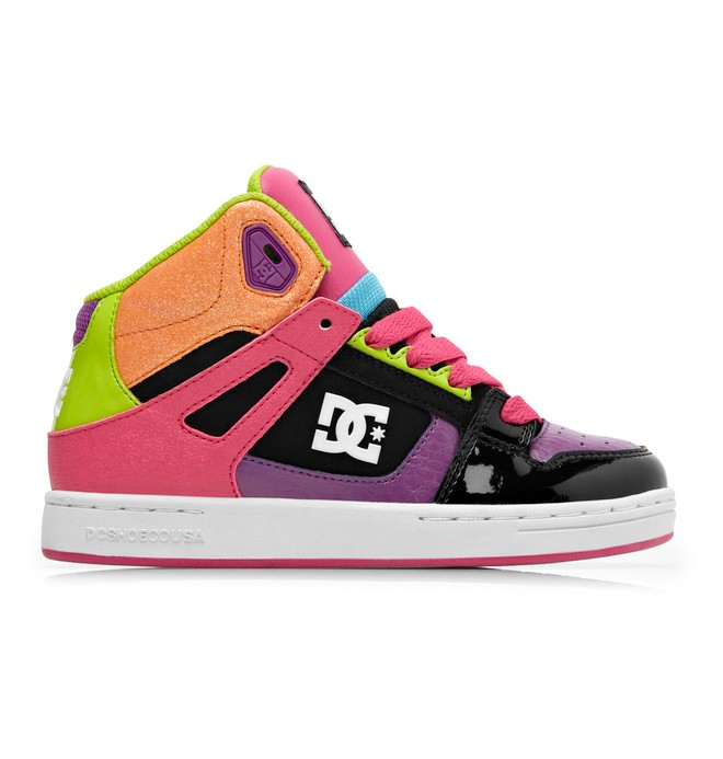 0 Rebound - Zapatillas de corte alto  302676A DC Shoes