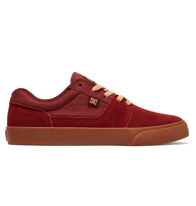 0 Tonik - Scarpe Red 302905 DC Shoes