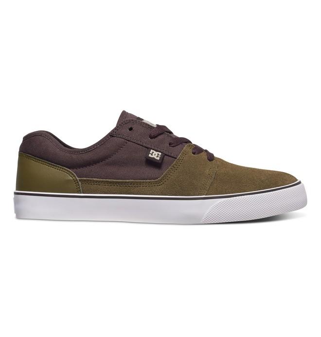 0 Tonik - Schuhe Grün 302905 DC Shoes