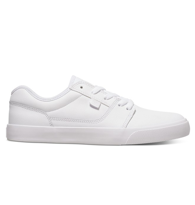 0 Men's Tonik Shoes White 302905 DC Shoes