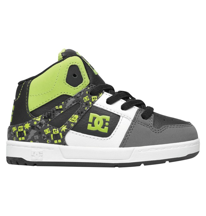 0 Kid's Rebound Shoes  302990 DC Shoes