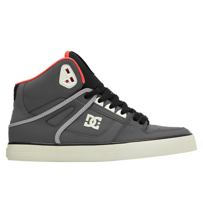 0 Men's Spartan HI WC LE Shoes  303090 DC Shoes