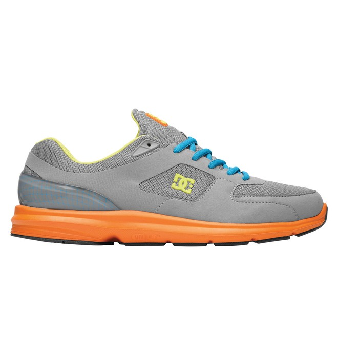 0 Men's Boost Shoes Grey 303186 DC Shoes