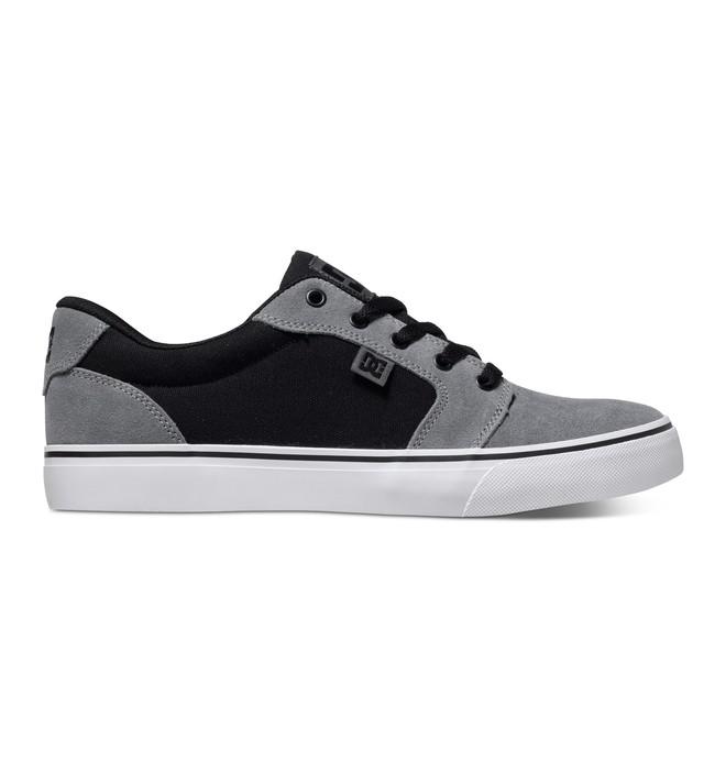 0 Men's Anvil Shoes Grey 303190 DC Shoes