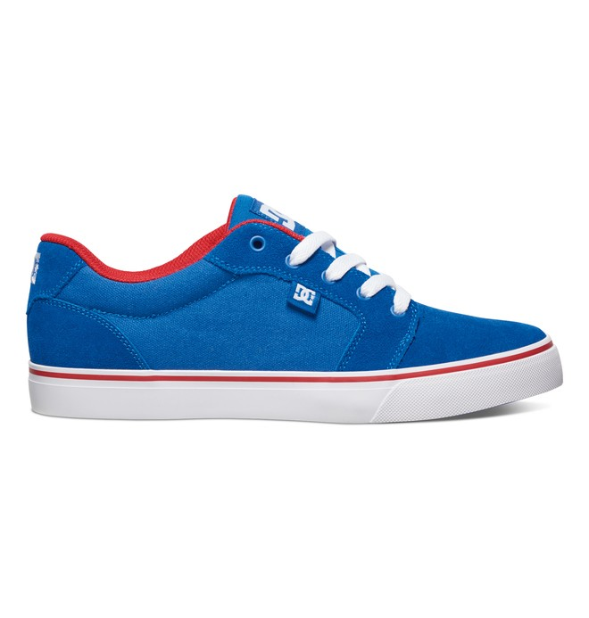 0 Men's Anvil Shoes Blue 303190 DC Shoes