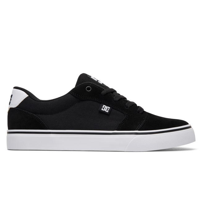 0 Men's Anvil Shoes Black 303190 DC Shoes
