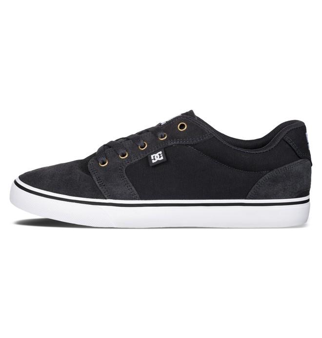 0 Men's Anvil Shoes Blue 303190 DC Shoes