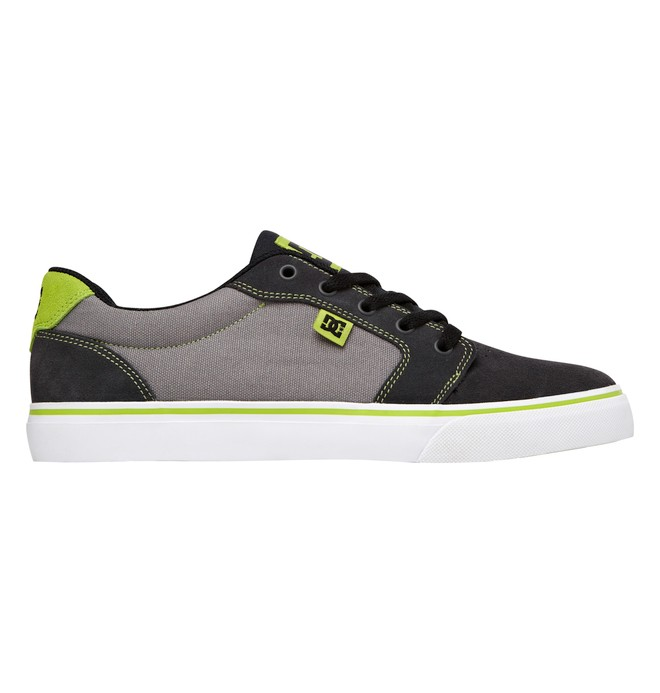 0 Men's Anvil Shoes Grey 303190 DC Shoes