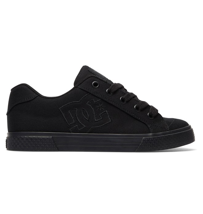 0 Women's Chelsea TX Shoes Black 303226 DC Shoes