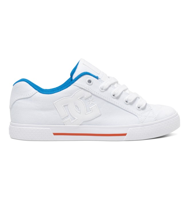 0 Women's Chelsea TX Shoes White 303226 DC Shoes