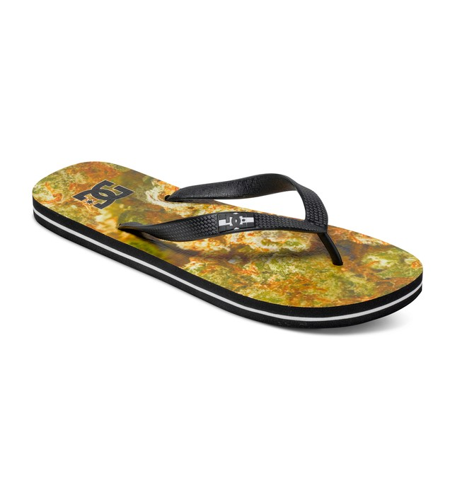 0 Men's Spray Graffik Sandals Multicolor 303276 DC Shoes