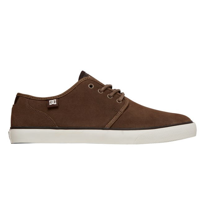 0 Men's  Studio S Shoes Brown 303284 DC Shoes
