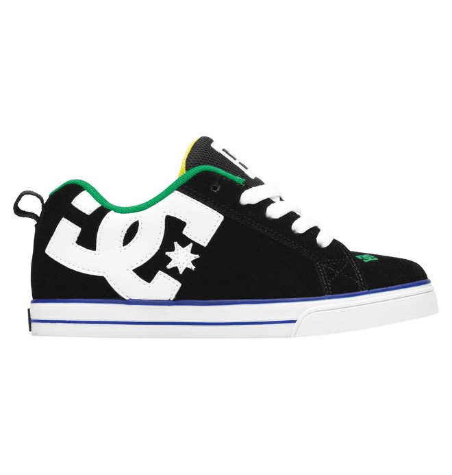 0 Court Graffik Vulc  303296A DC Shoes