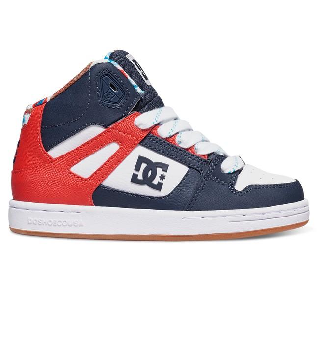 0 Rebound SE - Zapatillas de corte alto Negro 303310A DC Shoes