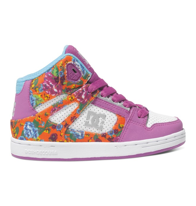 0 Rebound SE - High-Top Shoes Orange 303310B DC Shoes