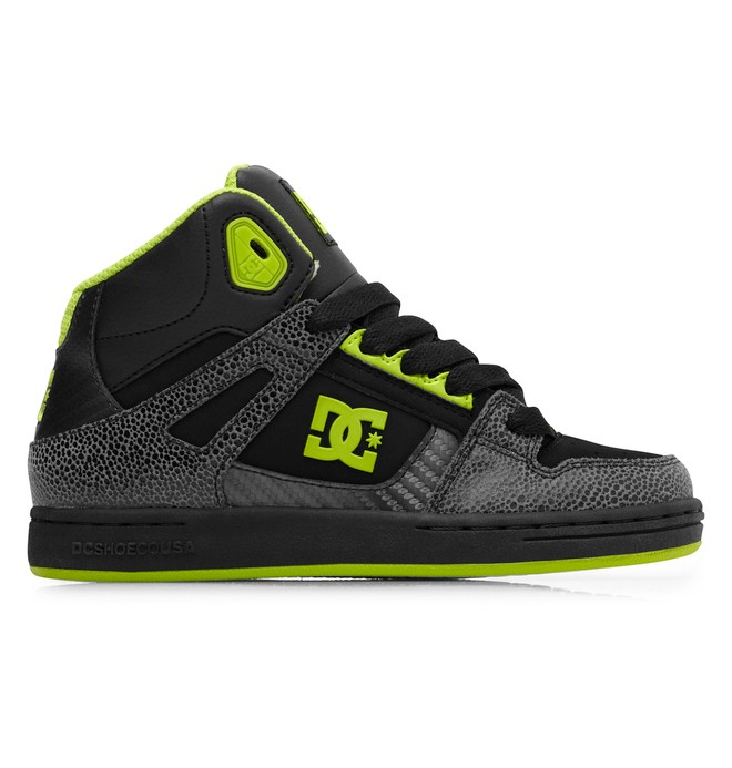 0 Rebound SE - Chaussures montantes  303310B DC Shoes