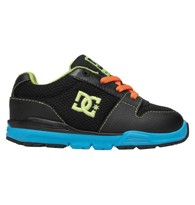 0 Toddler's Rob Dyrdek Alias Lite Shoes Black 303322 DC Shoes