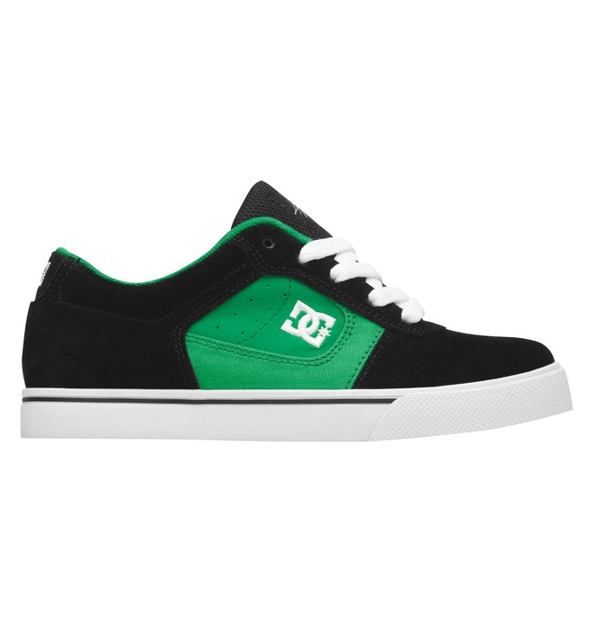 0 Kid's 4-7 Cole Pro Shoes Black 303323A DC Shoes