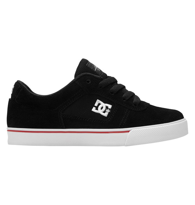 0 Boy's 8-16 Cole Pro Shoes Black 303323B DC Shoes