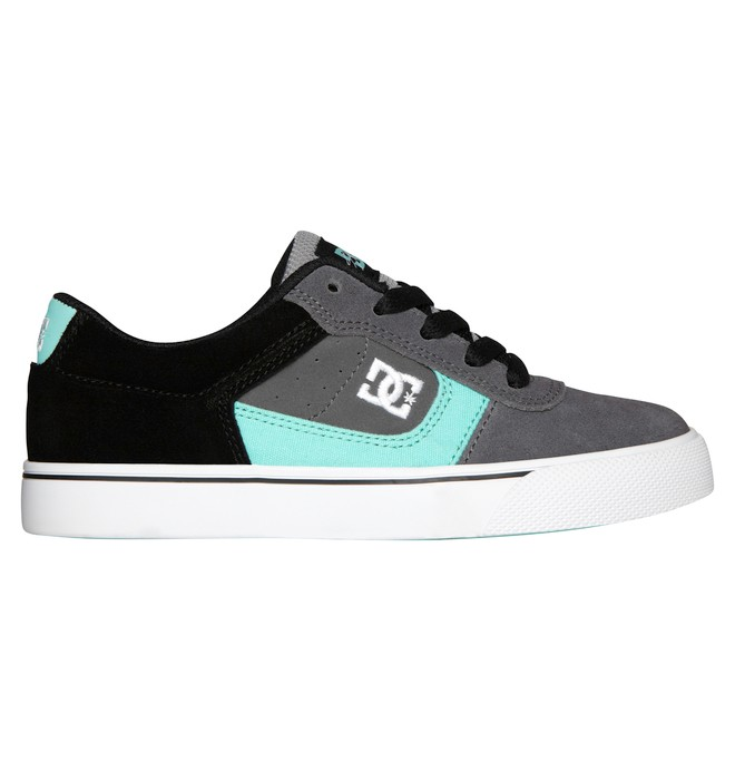 0 Boy's 8-16 Cole Pro Shoes Grey 303323B DC Shoes