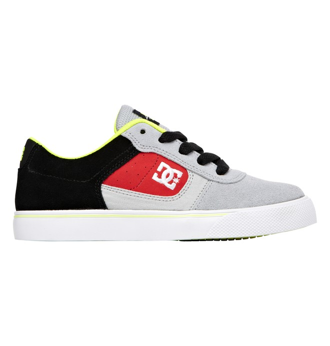 0 Cole Pro Shoes Black 303323B DC Shoes