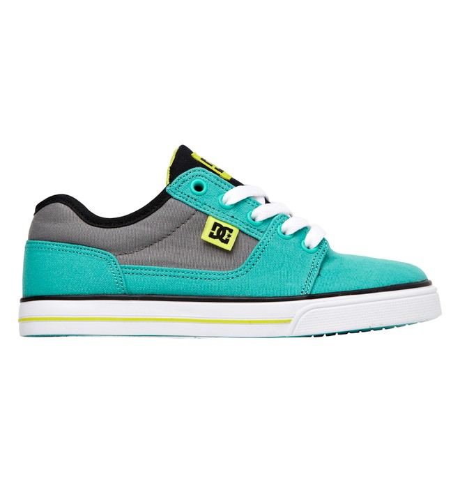 0 Boy's Bristol Canvas Shoes  303324B DC Shoes