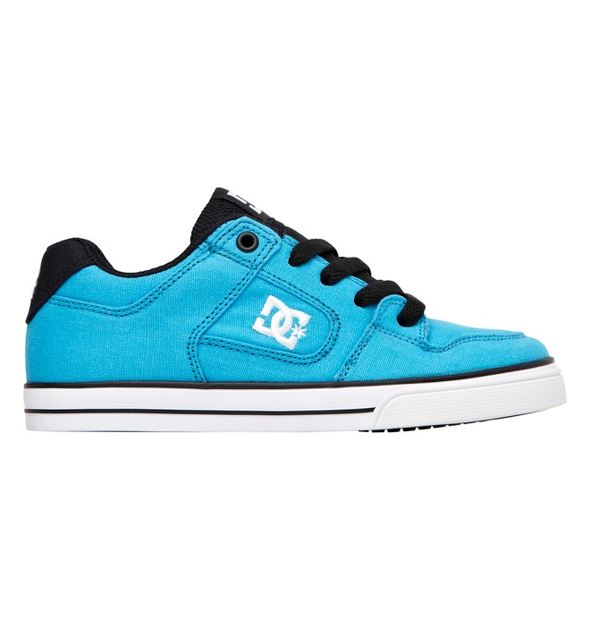 0 Boy's Pure Canvas Shoes  303326B DC Shoes