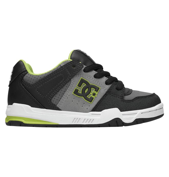 0 Boy's Mongrel Shoes  303339B DC Shoes