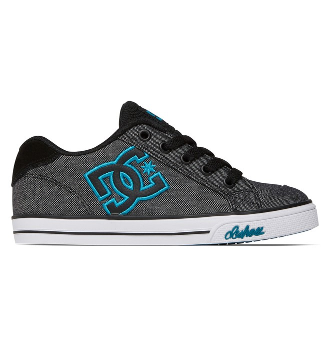 0 Girl's 4-7 Chelsea TX Shoes  303344A DC Shoes