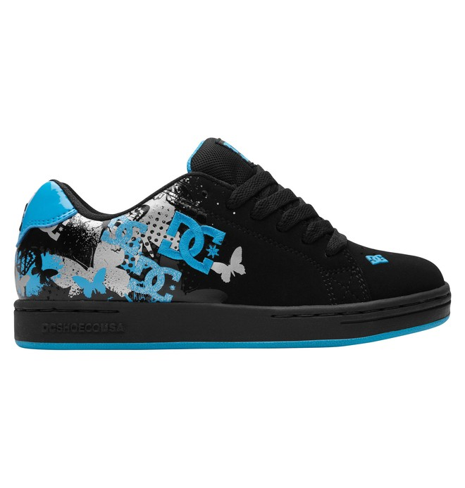 0 Girls Pixie Butterfly Shoes  303345B DC Shoes