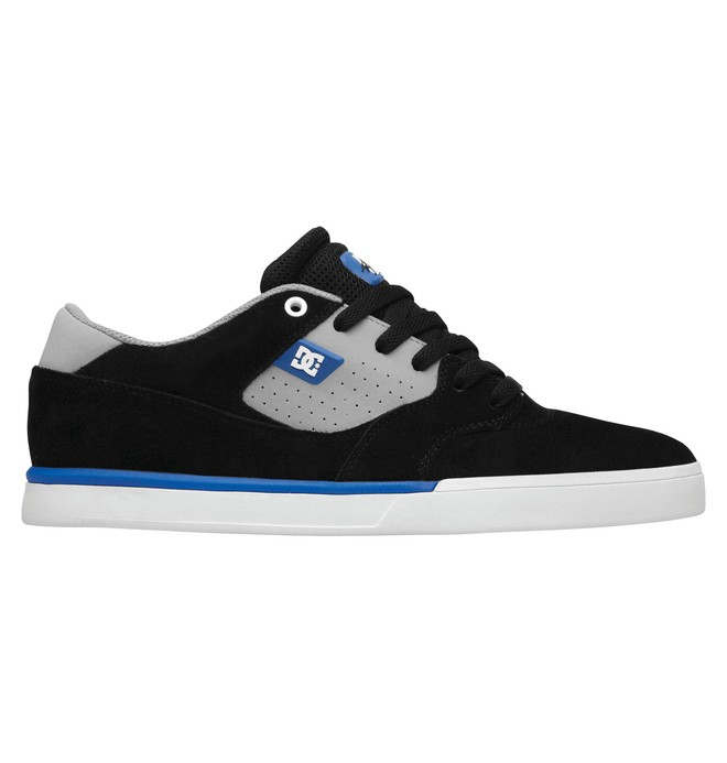 0 Men's Cole S Lite Shoes Black 303348 DC Shoes