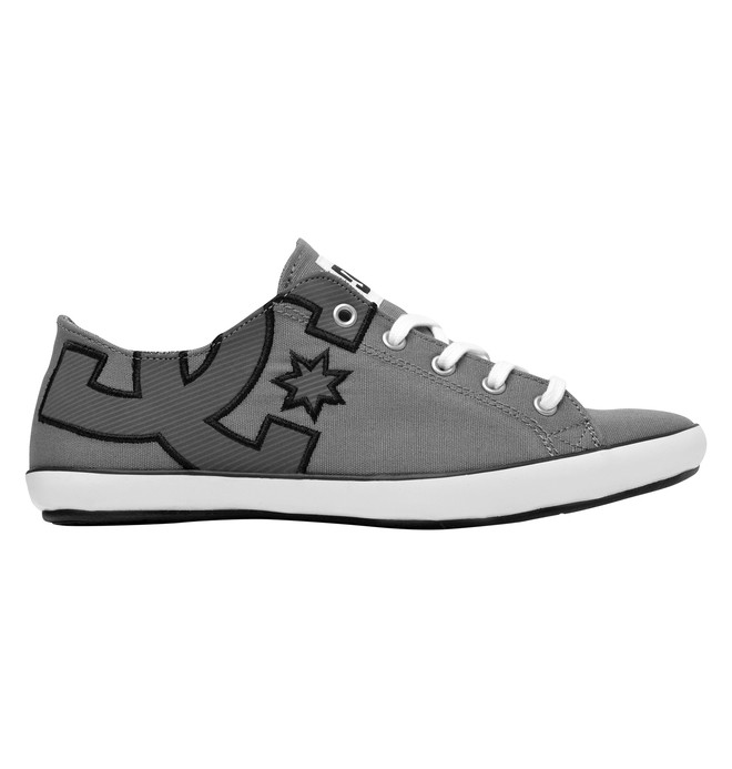 0 Cleo Shoes Grey 303352 DC Shoes
