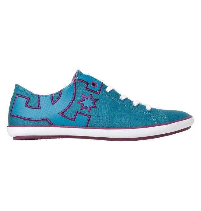 0 Cleo Shoes Blue 303352 DC Shoes