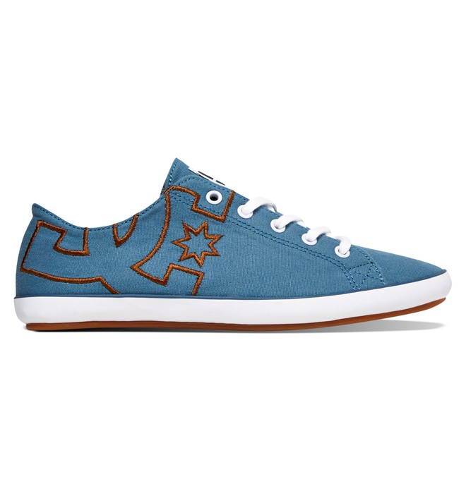 0 Cleo Shoes Blue 303352 DC Shoes