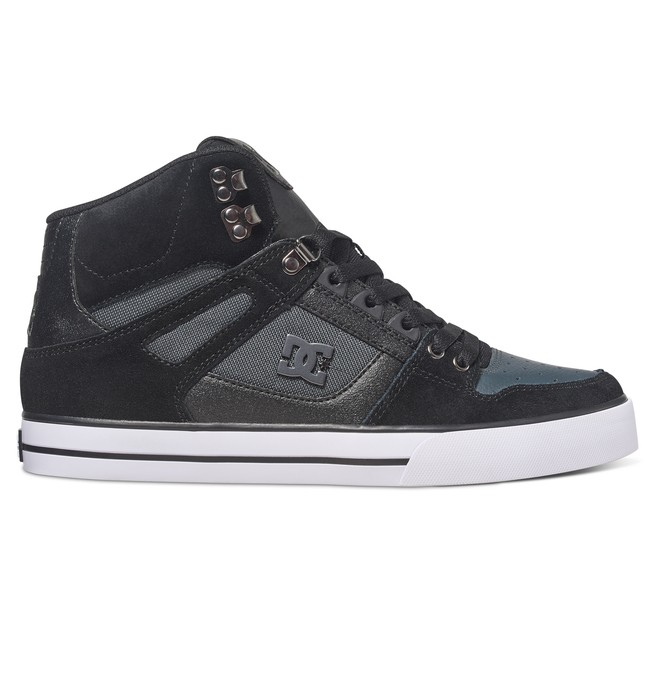 0 Spartan WC SE - High-Top Shoes Black 303358 DC Shoes